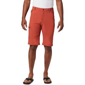 Columbia Triple Canyon Shorts Heren, carnelian red